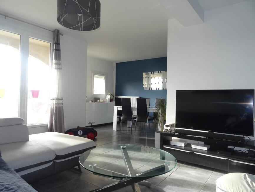 Vente Appartement 4 pièces 72m² Romans-sur-Isère (26100) - photo