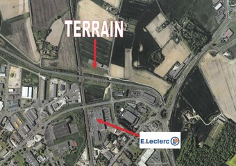 Vente Terrain 6 612m² Gien (45500) - photo