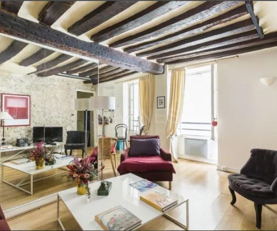 Vente Appartement 2 pièces 34m² Paris 06 (75006) - photo
