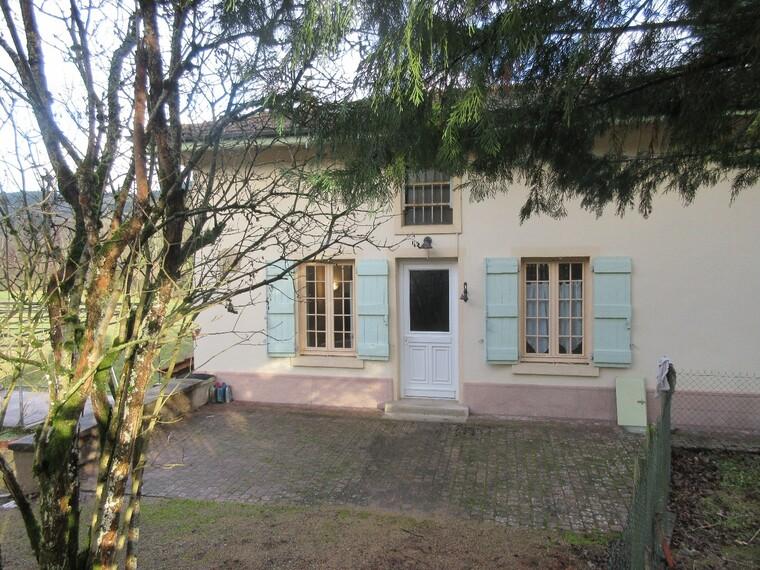 Vente Maison 6 pièces 95m² Lamure-sur-Azergues (69870) - photo