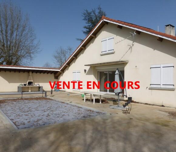 Vente Maison 110m² L'Isle-en-Dodon (31230) - photo