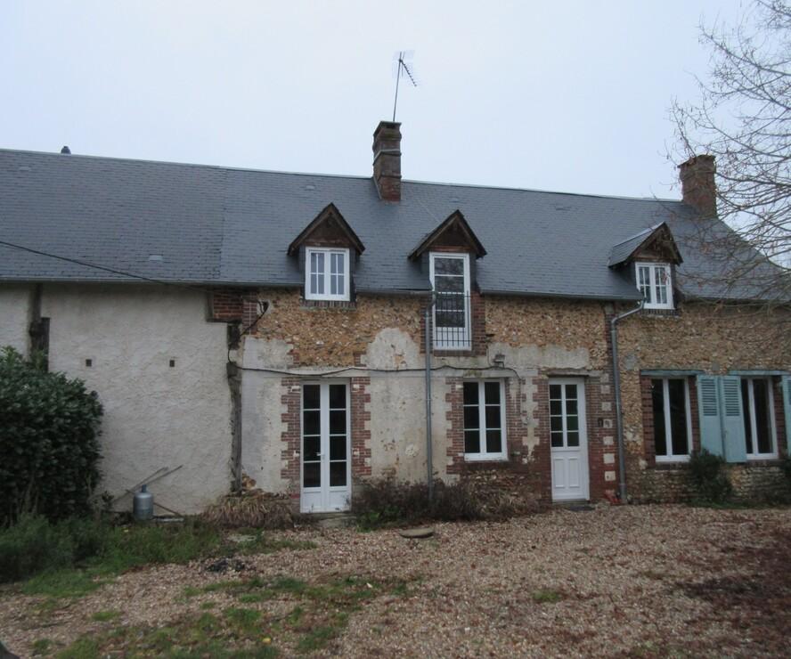 Location Maison 6 pièces 137m² La Boissière (27220) - photo
