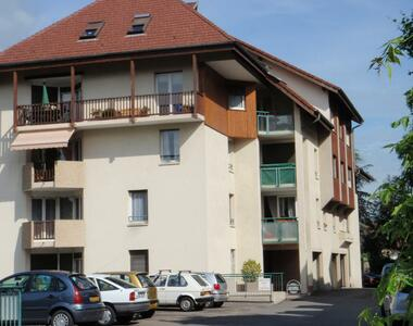 Location Appartement 1 pièce 28m² Rumilly (74150) - photo