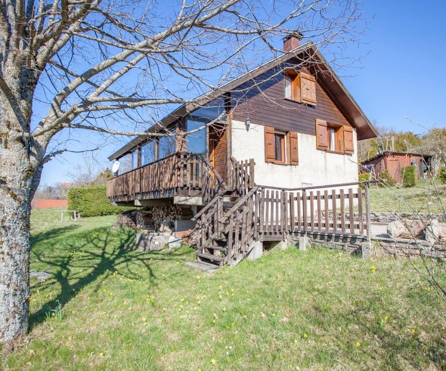 Vente Maison 5 pièces 55m² Saint-Pierre-de-Chérennes (38160) - photo
