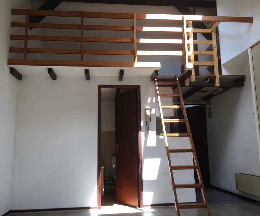 Location Appartement 1 pièce 23m² Nancy (54000) - photo