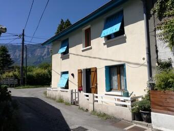 Vente Maison 3 pièces 70m² Saint-Nazaire-les-Eymes (38330) - photo