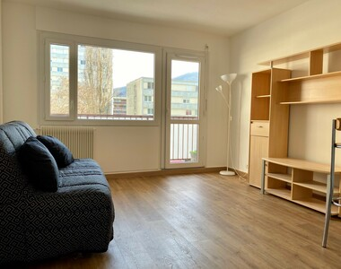 Renting Apartment 1 room 26m² Gaillard (74240) - photo