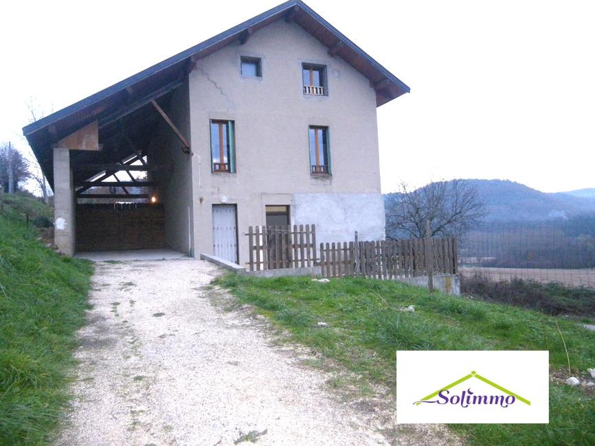 Vente Maison 7 pièces 200m² Chazey-Bons (01300) - photo
