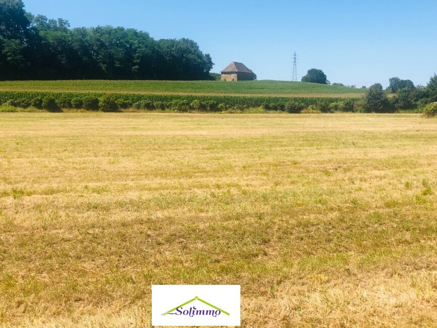 Vente Terrain 650m² Aoste (38490) - photo
