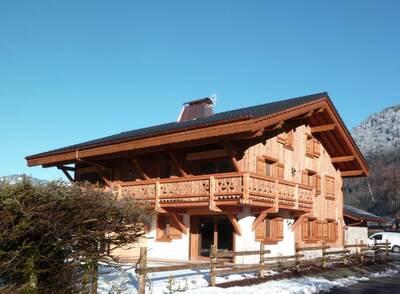 Location Appartement 3 pièces 54m² Samoëns (74340) - photo