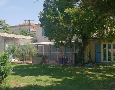 Vente Maison 8 pièces 160m² Sauzet (26740) - photo