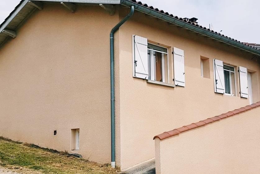 Vente Maison 3 pièces 60m² Saint-Bonnet-de-Valclérieux (26350) - photo
