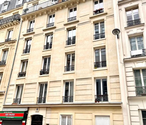 Vente Appartement 1 pièce 21m² Paris 19 (75019) - photo