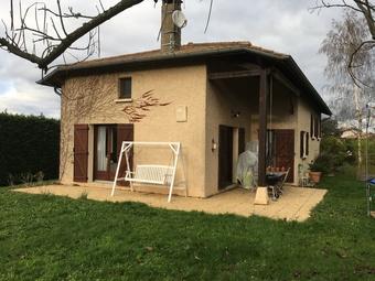 Vente Maison 4 pièces 110m² Chaleins (01480) - photo