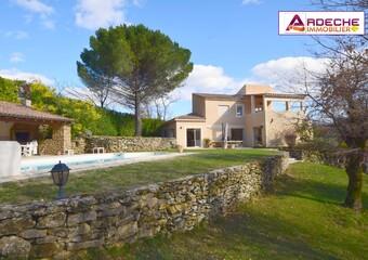 Vente Maison 9 pièces 200m² Veyras (07000) - Photo 1