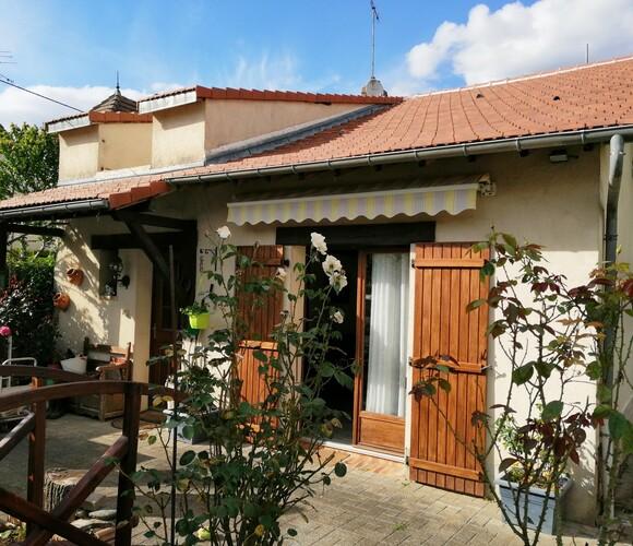 Vente Maison 4 pièces 97m² Chaumontel (95270) - photo