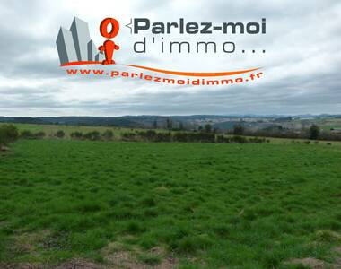 Vente Terrain 1 150m² Saint-Just-Malmont (43240) - photo