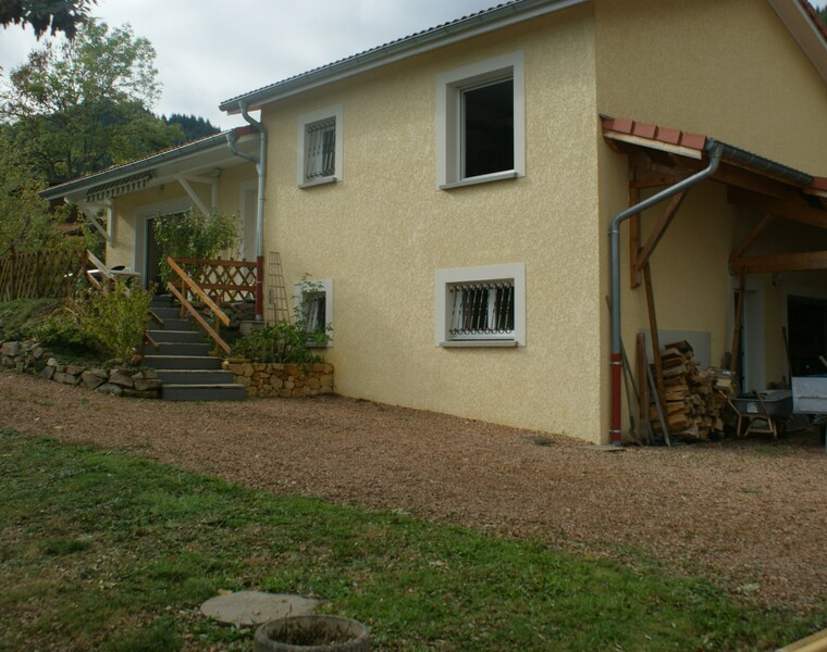 Vente Maison 5 pièces 97m² Saint-Just-d'Avray (69870) - photo