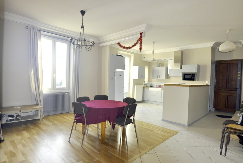 Vente Appartement 5 pièces 90m² Grenoble (38000) - photo