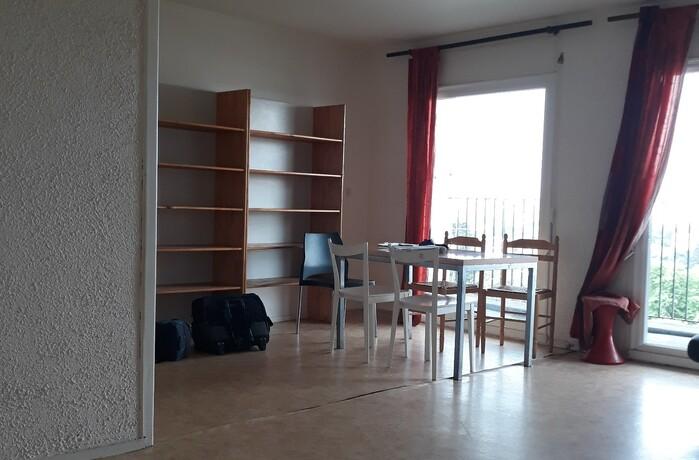 vente appartement 5 pi ces pau 64000 386349. Black Bedroom Furniture Sets. Home Design Ideas