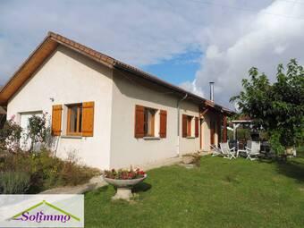 Vente Maison 4 pièces 80m² Valencogne (38730) - photo