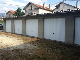 Location Garage 13m² Saint-Marcellin (38160) - Photo 1