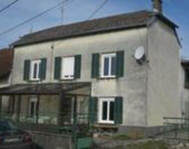 Vente Maison 6 pièces 170m² Velleminfroy (70240) - photo
