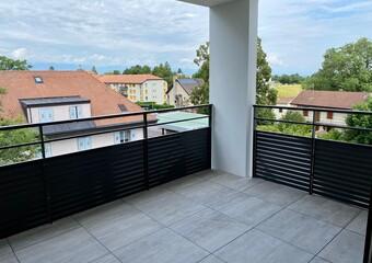 Renting Apartment 2 rooms 42m² Collonges-sous-Salève (74160) - Photo 1