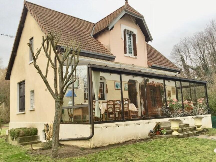 Vente Maison 6 pièces 120m² Saint-Martin-du-Tertre - photo