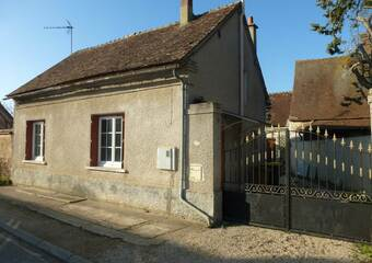 Sale House 3 rooms 58m² Broué (28410) - photo