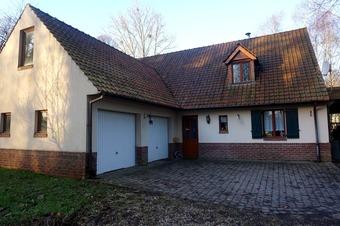 Vente Maison 5 pièces 170m² Tortefontaine (62140) - photo