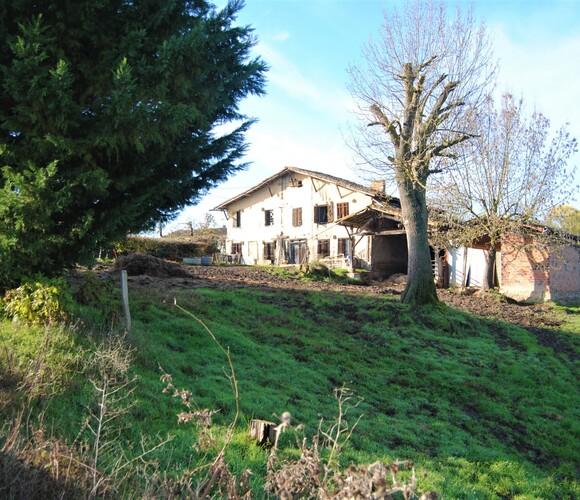 Vente Maison 6 pièces 250m² 10MN LOMBEZ - photo