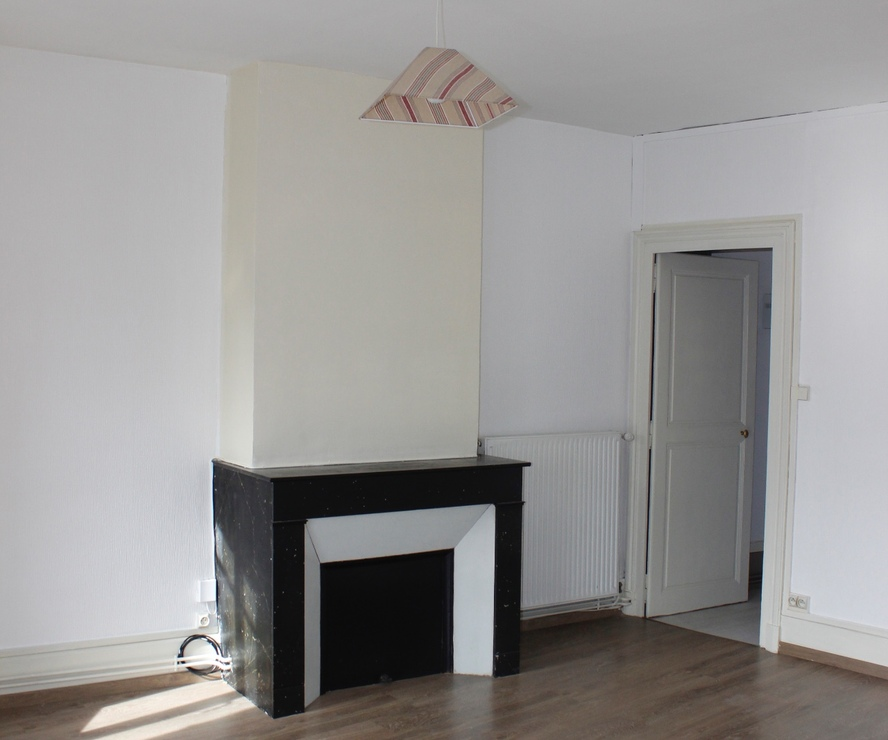 Vente Appartement 3 pièces 54m² Nancy (54000) - photo