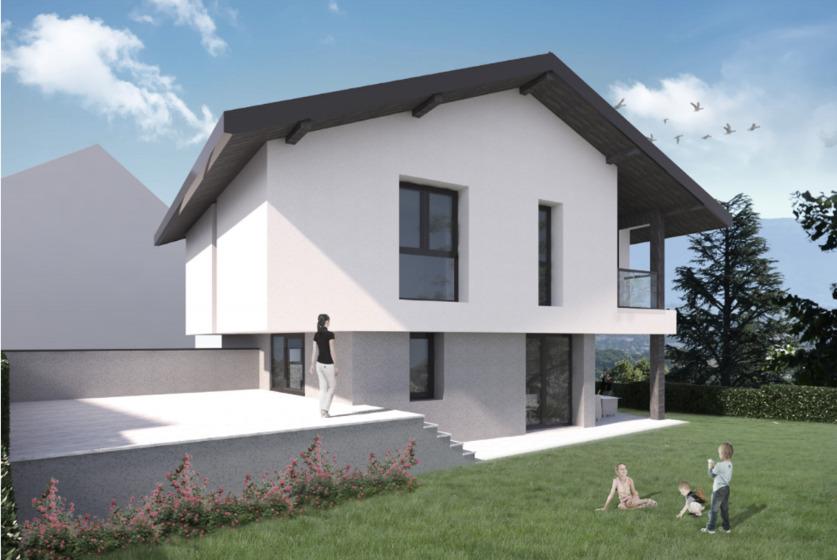 Vente Maison 6 pièces 140m² Collonges-sous-Salève (74160) - photo