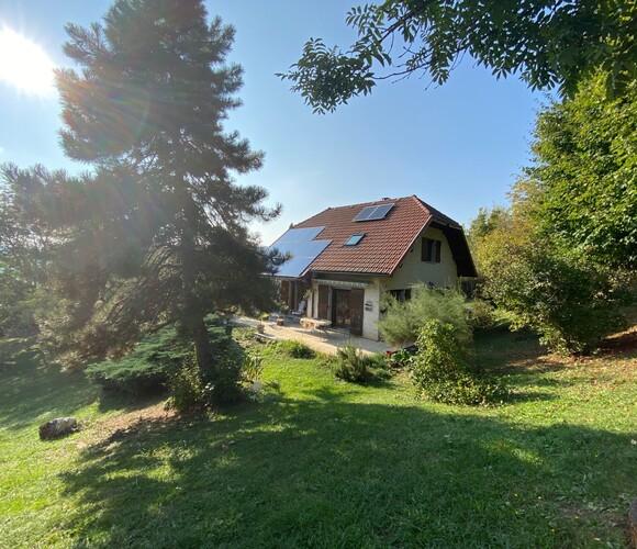 Vente Maison 5 pièces 113m² pays du lac d'Aiguebelette - photo