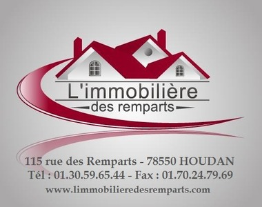 Vente Terrain 452m² Houdan (78550) - photo