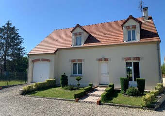 Vente Maison 5 pièces 130m² Poilly-lez-Gien (45500) - photo