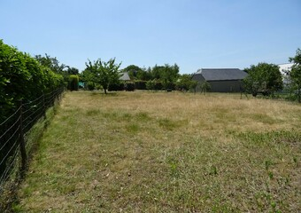 Vente Terrain 1 306m² Prinquiau (44260) - photo