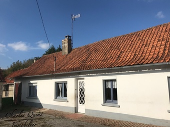 Sale House 5 rooms 85m² Beaurainville (62990) - Photo 1