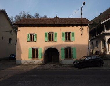 Sale House 12 rooms 175m² 15 MINUTES DE LUXEUIL LES BAINS - photo