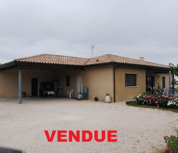 Vente Maison 5 pièces 130m² Gimont (32200) - photo