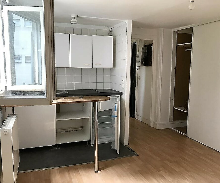 Vente Appartement 1 pièce 23m² Paris 14 (75014) - photo