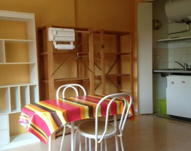 Renting Apartment 1 room 24m² Toulouse (31400) - photo