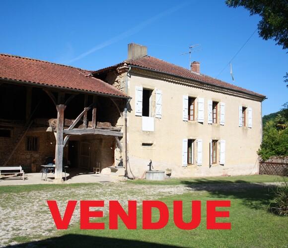 Vente Maison 7 pièces 230m² SECTEUR L'ISLE EN DODON - photo