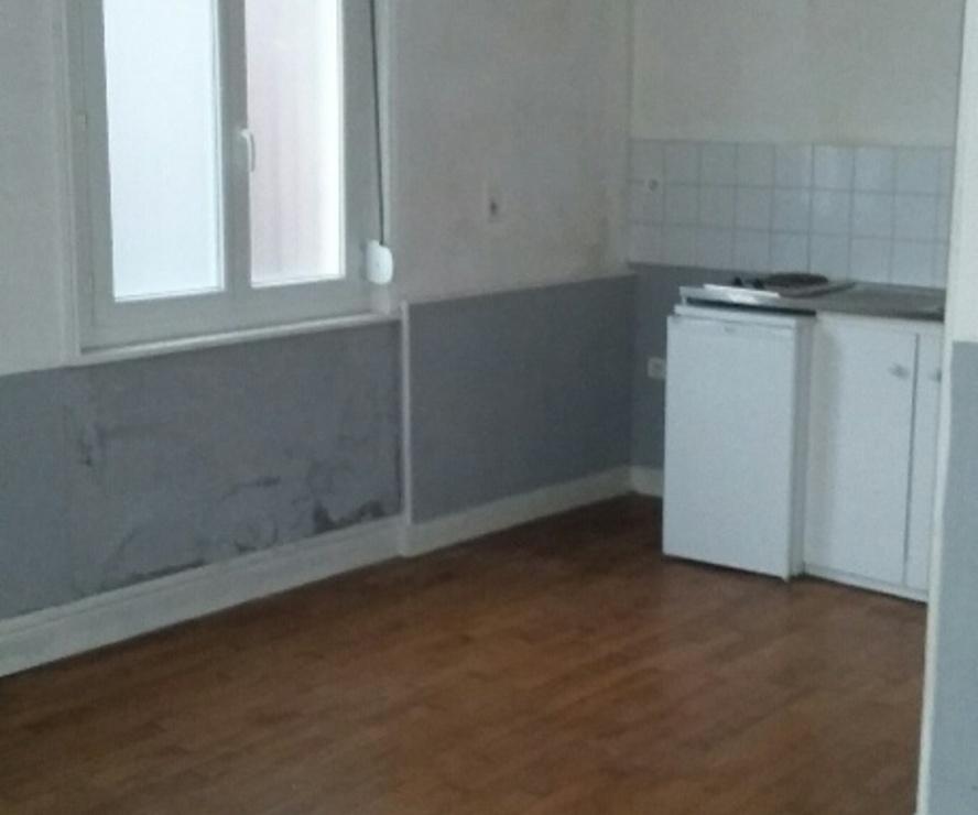 Location Appartement 1 pièce 20m² Chauny (02300) - photo