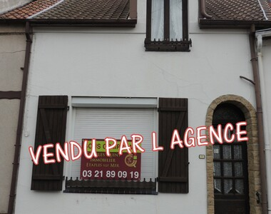 Sale House 5 rooms 107m² Étaples (62630) - photo