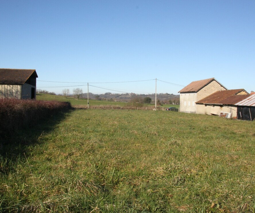 Sale Land 1 507m² Poursiugues-Boucoue (64410) - photo