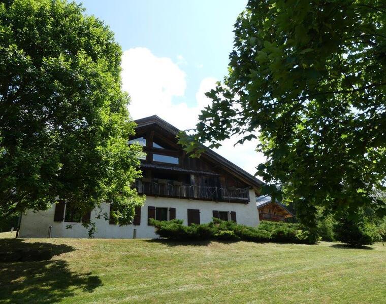 Vente Maison / chalet 8 pièces 350m² Saint-Gervais-les-Bains (74170) - photo