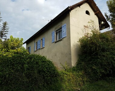 Vente Maison 3 pièces 59m² AXE RUMILLY/ANNECY - photo