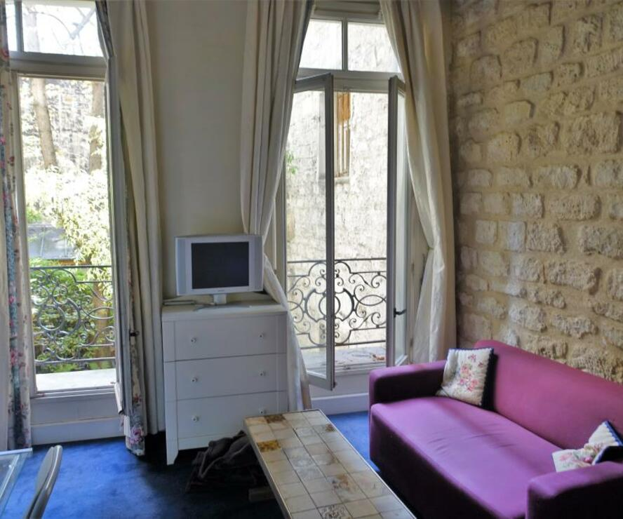 Vente Appartement 1 pièce 24m² Paris 06 (75006) - photo